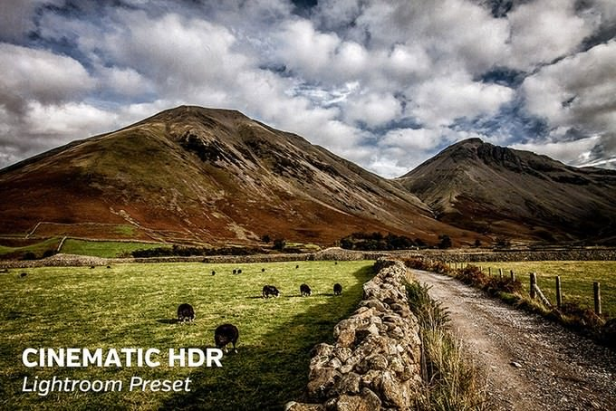 Free Cinematic HDR