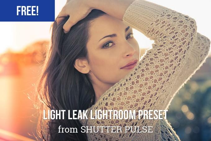 Free Light Leak