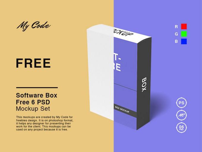 Free Software Mockup