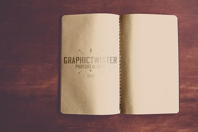 Hipster Notepad