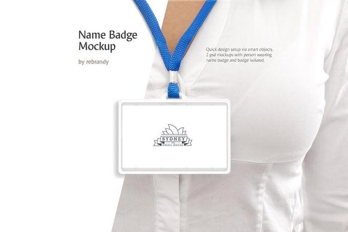 ID Name Badge