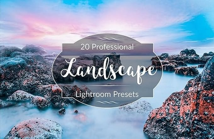 Landscape Lightroom