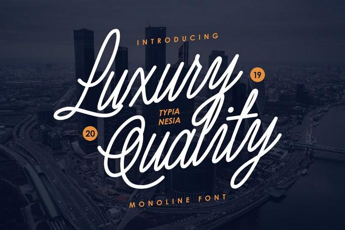 Luxury Quality