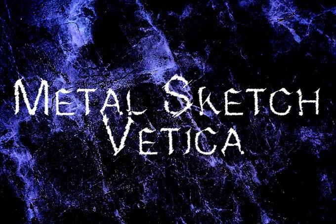 Metal Sketch