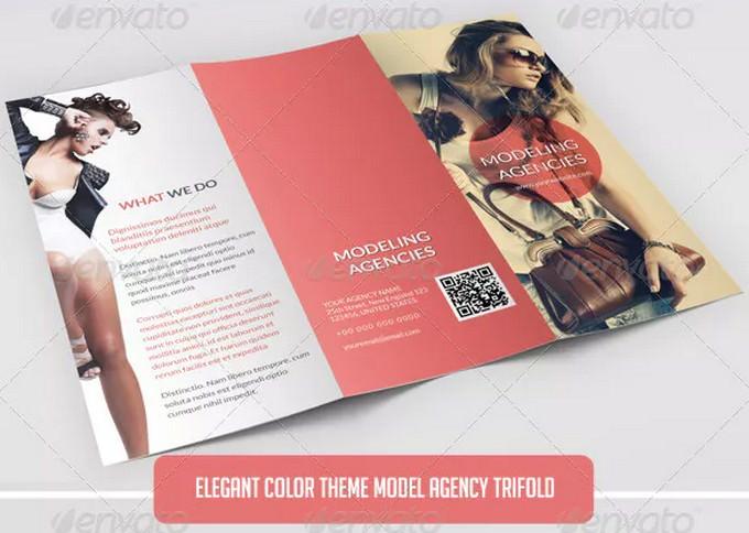 Modeling Agency Brochure