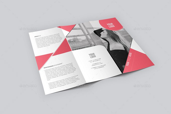Modeling Agency Brochure