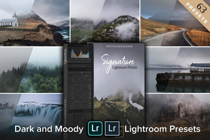 Moody Landscapes
