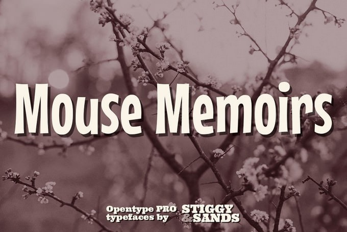 Mouse Memoirs