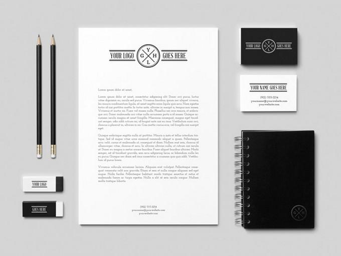 Creative Branding PSD MockUp