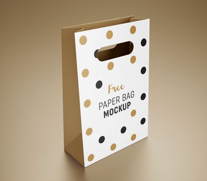 Paper Packaging Gift Shopping Bag