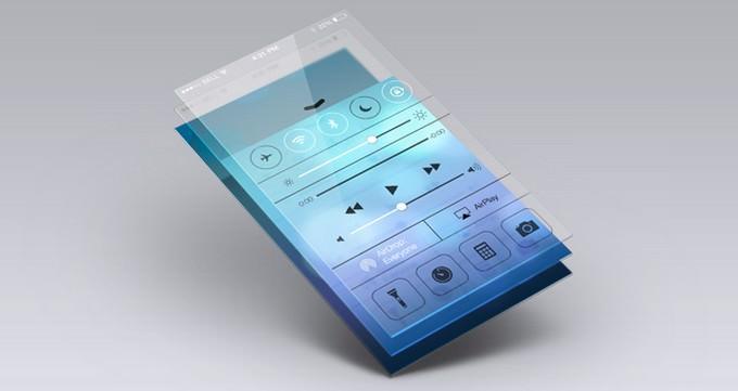 Perspective App Screen