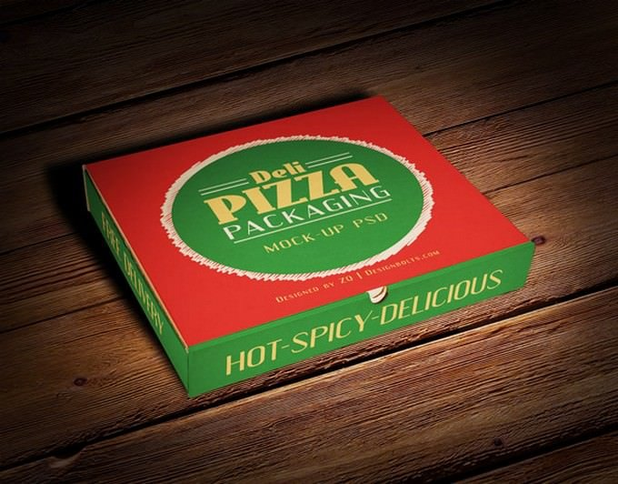 Pizza Box Packaging