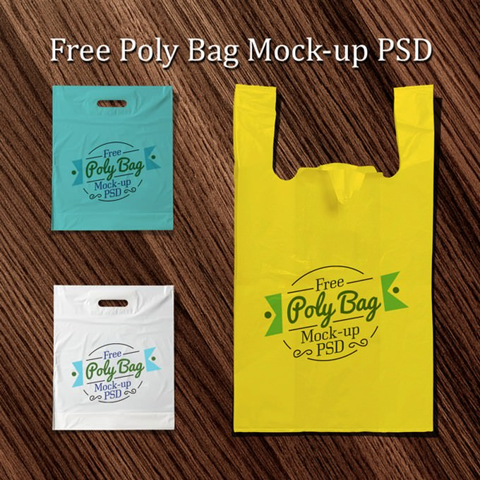 Plastic Poly Bag