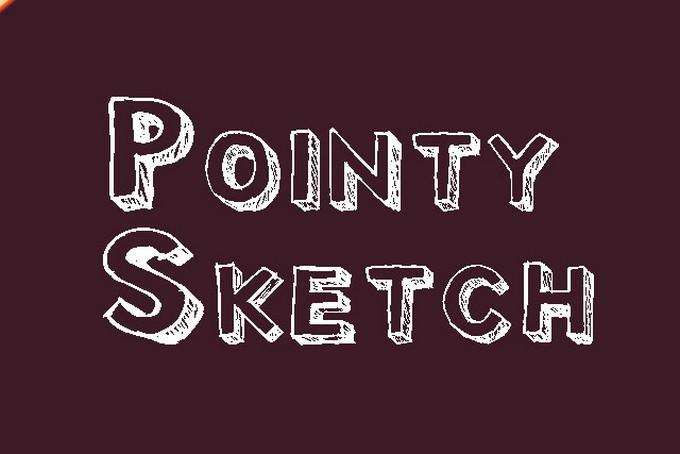 Pointy Sketch