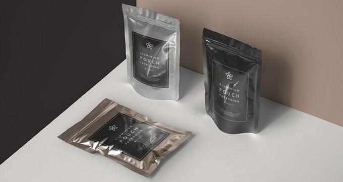Psd Metal Foil Packaging