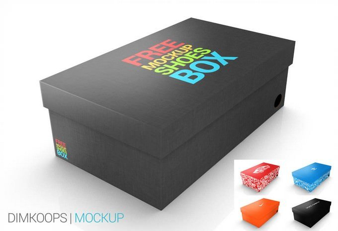 Shoes BOX Packaging