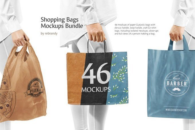 Shopping Bags Bundle