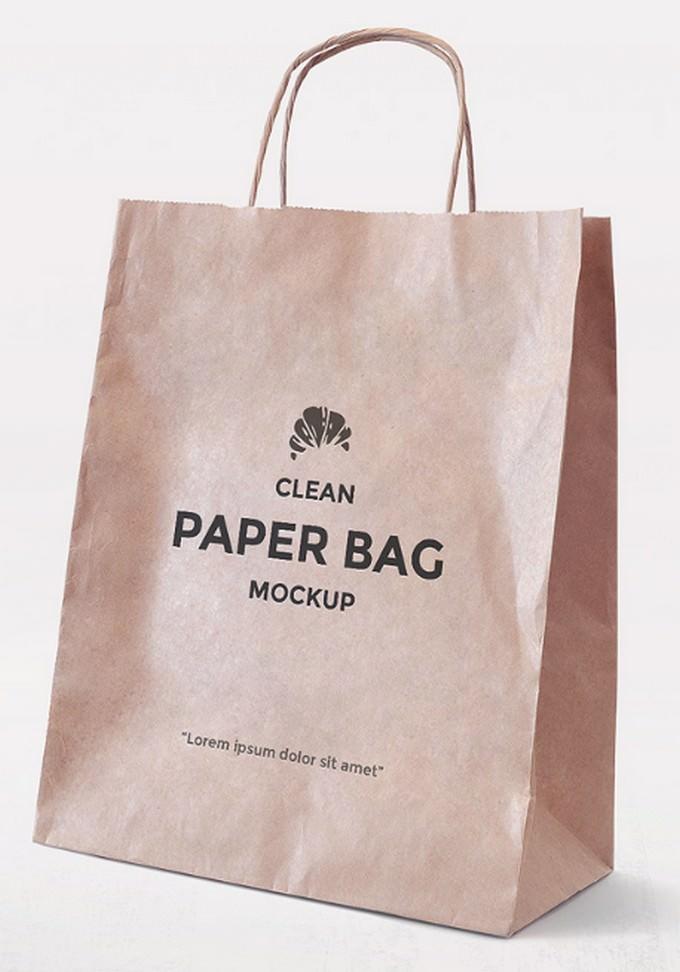 Simple Paper Bag