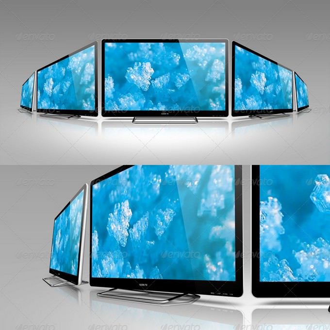 Sleek TV