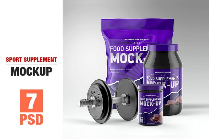 Sport Supplement Package