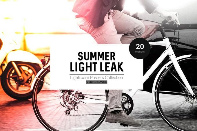 Summer Light Leak