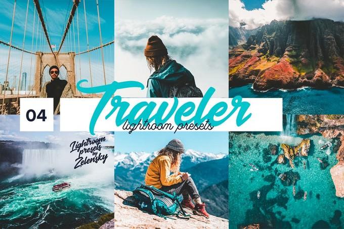Traveler Landscape