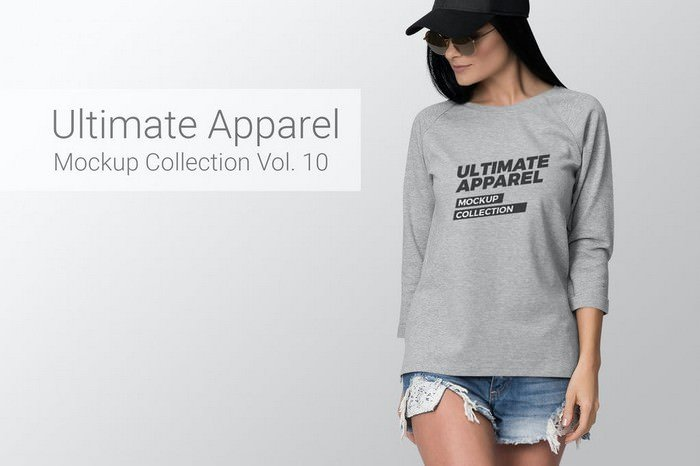 Ultimate Apparel Mockup Vol. 10