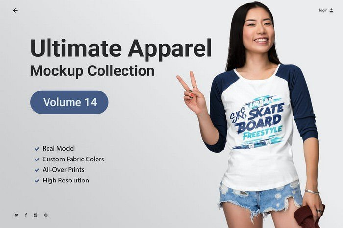 Ultimate Apparel Mockup Vol. 14