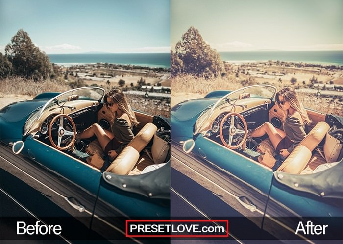 Warm Retro Free Lightroom Preset