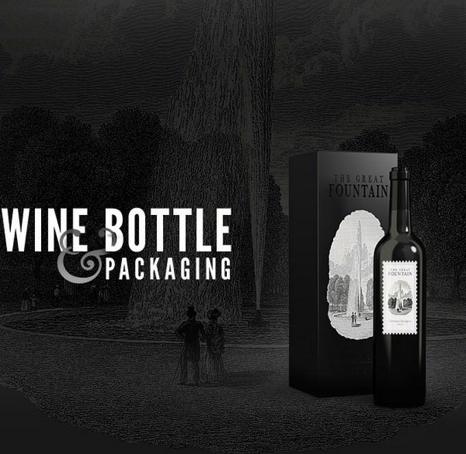 Wine Bottles Packaging