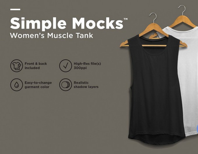 Woman Racerback Tank Top