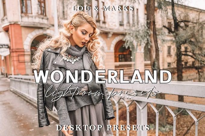 Wonderland Presets Lr