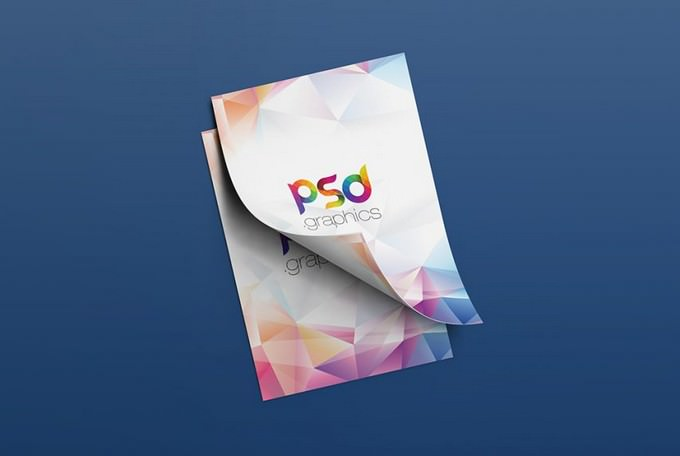 A4 Free PSD Template