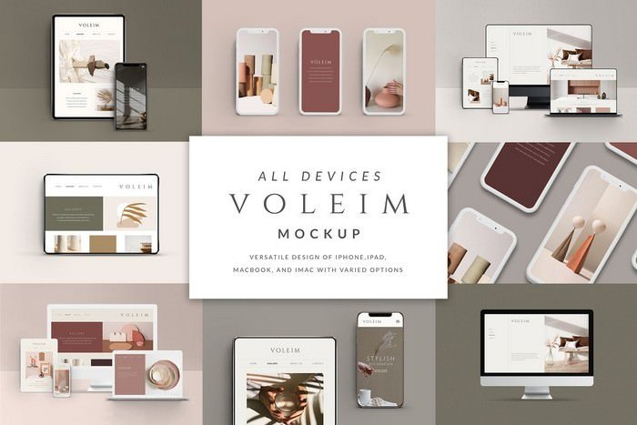 All Devices Mockup Scene Creator