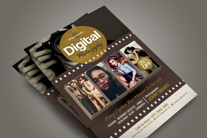 Digital Studio Photography