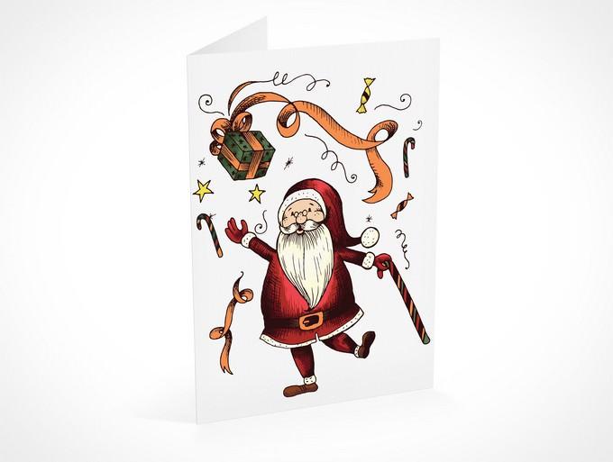 Greeting Card PSD