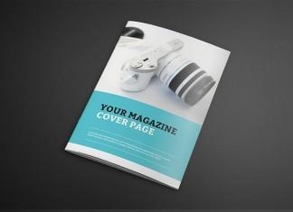 Photorealistic Catalogue Magazine