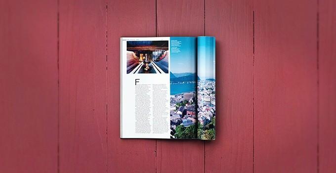 Photorealistic Magazine Mockups