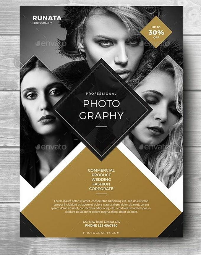 Runata Photography Tempalte