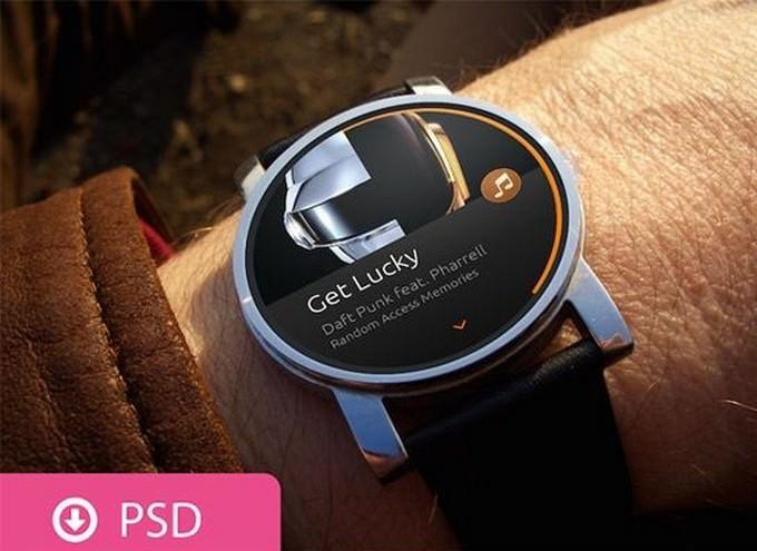 Smartwatch Mockups