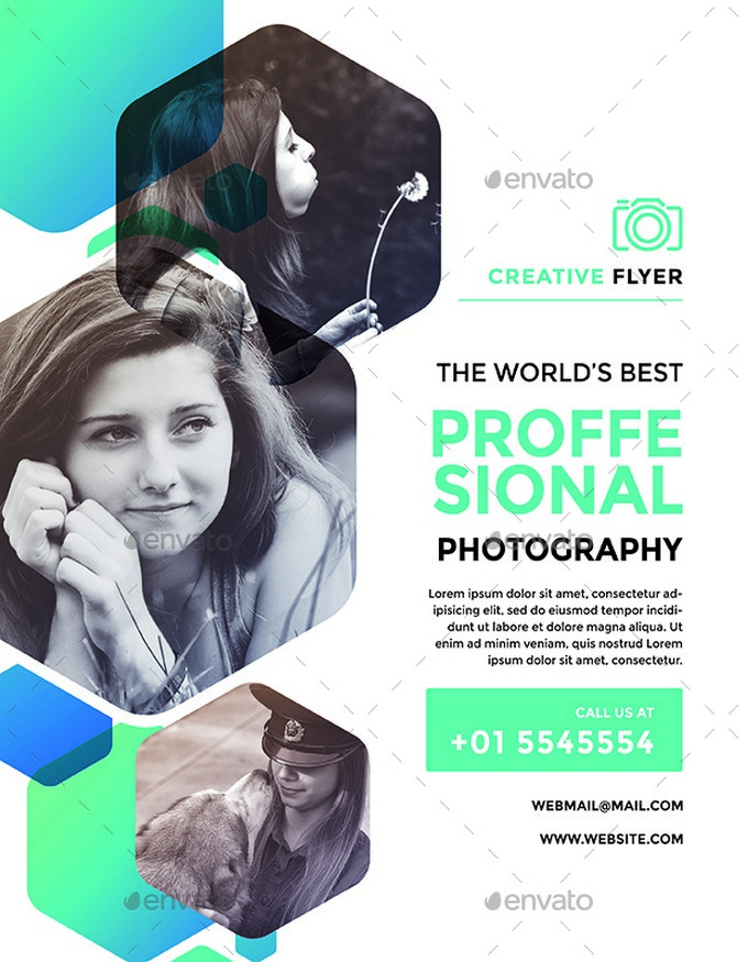 Studio Photography Flyer