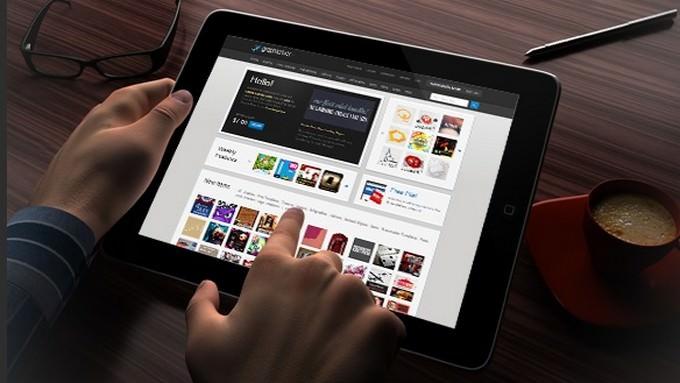 Tablet Mockup Design