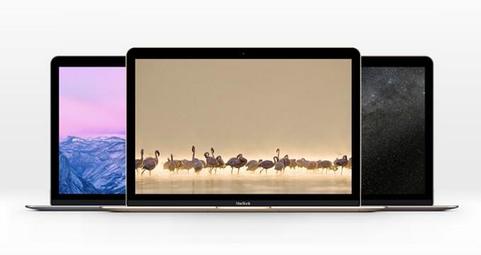 The New MacBook Psd