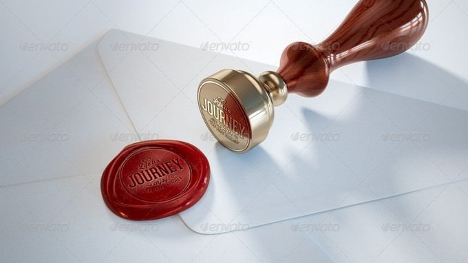 Wax Seal And Personal Stamp