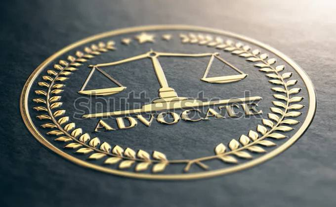 Advocate Golden Logo