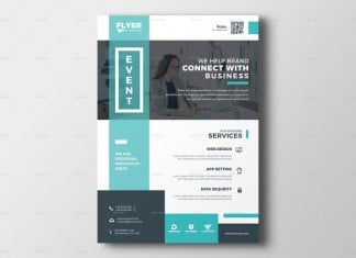 Agency Flyer Template