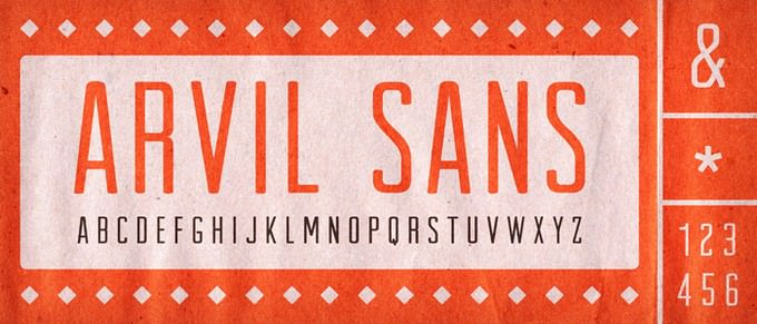 Arvil Font