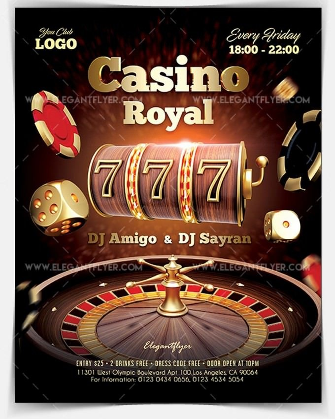 Casino Royal Flyer
