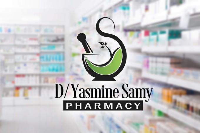 D Yasmin Samy Pharmacy Logo