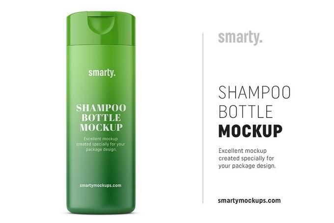 Excellent Shampoo PSD